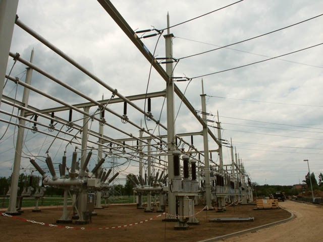 Konstrukcja energetyczna Leźno