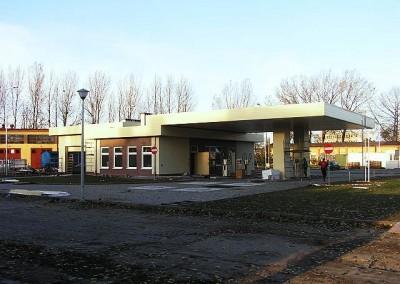 Stacja paliw Brzeźno