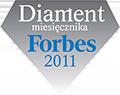 DIAMENTY FORBESA 2011