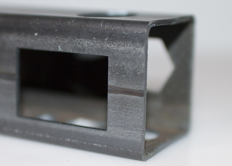 laserowe cięcie profili gillmet